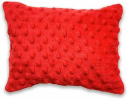 Microwavable Buckwheat Heating Pad- Hot and Cold Therapy Pil