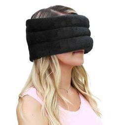 Huggaroo Microwavable Heating Pad for Sinus Pain and Headach