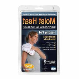 Microwave Activated Moist Heat Pad for Shoulder, Abdomen, Ba