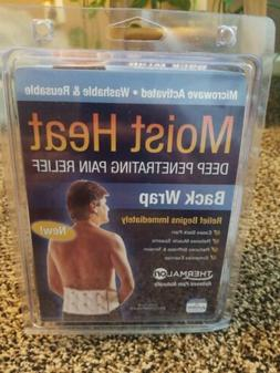 Thermalon Microwave Activated Moist Heat Therapy Wrap with T