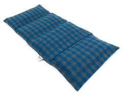 EXTRA Large 11 x 21 in. microwave flax heating pad, Lavender