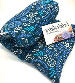 Unscented EXTRA Large 11 x 21 in. Microwave Flax Heating Pad