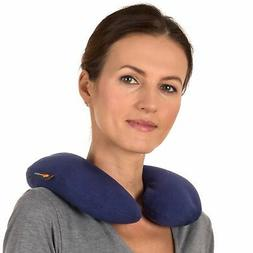 Microwave Neck Heating Pad, Navy Blue, Moist Hot Cold Neck W