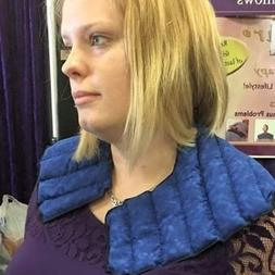 Kozy Collar Microwave Non-scented Hot/cold Shoulder Wrap
