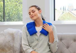 Microwaveable or Freezer Heating Wrap for Neck - My Heating