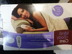 MIND + BODY CARE WRAP AROUND ELECTRIC SPA WRAP PAIN RELIEF F