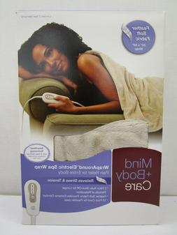 MIND + BODY CARE WRAP AROUND ELECTRIC SPA WRAP PAIN RELIEF 2