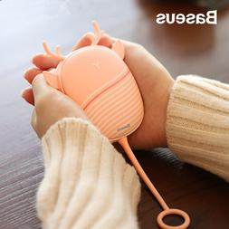 Baseus Mini Hand Heater Portable USB Rechargeable <font><b>E
