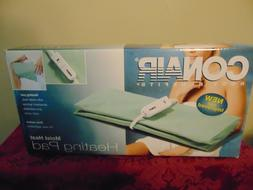 "Conair Moist sponge 11.5"" × 13.5"" Size Heating Pad therapy"