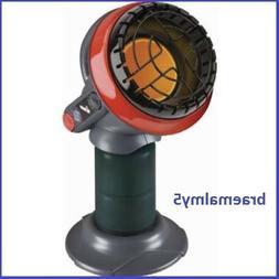 Mr. Heater F215100 MH4B Little Buddy 3800-BTU Indoor Safe Pr