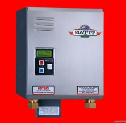 Titan N-270 Tankless Water Heater - New for 2020 Free same d