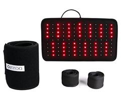 Near Infrared Red Light Led Therapy Wrap Back Pain Relief Li