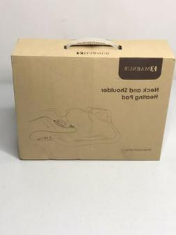 Marnur Neck & Shoulder Heating Pad/ MGHT-HP74A- New