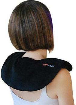 Neck and Shoulder Pain Relief Heating Pad by TheraPAQ - Mois