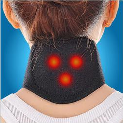 Neck Heat Therapy Heating Pad Belt For Neck & Full Body. W/A