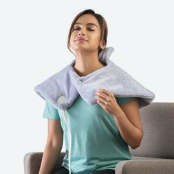 Neck and Shoulder Heating Pad with Heat for Pure Pain Relief