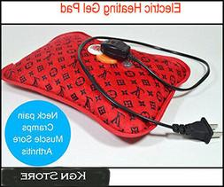 New Cordless Rechargeable Electric Heating Gel Pad for Hot &