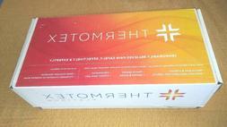"NEW THERMOTEX FAR INFRARED HEATING PAD – PLATINUM 15"" X"