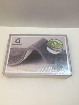 "NEW Diwenhouse Heating Pad 12"" x 24"" Charcoal gray"