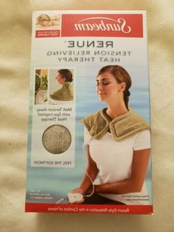 nib renue tension relieving heat therapy pad