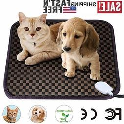 Pet Heating Pad for Cats Dogs Pet Heater Electric Warming Ma