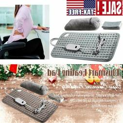 Portable Electric Heating Pad Feet Shoulders Heat Health Car