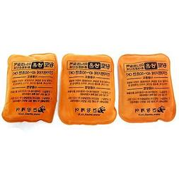 3p Portable Mini Red Clay Hot Or Cold Pack Pad Microwave Hea