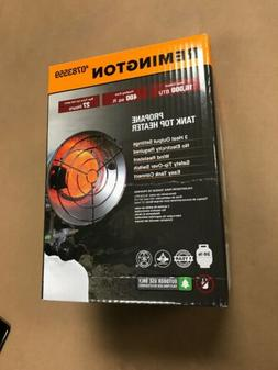 Portable Propane Tank Top Heater 16,000-BTU Indoor/Outdoor H