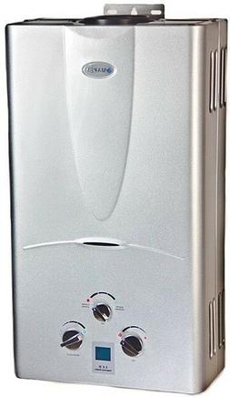 Marey 4.3 GPM Tankless Hot Water Heater Propane Gas Digital