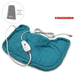 Pure Enrichment Purerelief Neck And Shoulder Heating Pad  -