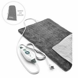Pure Enrichment PureRelief XL King Size Heating Pad Fast-Hea