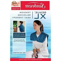 Sunbeam Renue Extra-Large Micromink Tension Relief Neck and