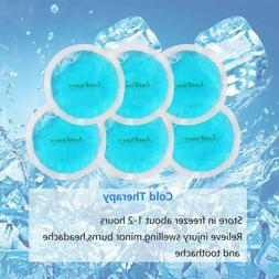 Eye Hot Cold Gel Ice Pack Heating Pad Therapy First Aid Kits