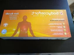 Body Comfort Reusable Instant Heat Pack Twin Bundle READY TO