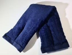 Rice Bag, Heat Pack Wrap Microwave Heating Pad, Plush Velour