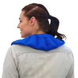 Rice filled Neck Wrap for Neck Pain Headaches & Migraines- M