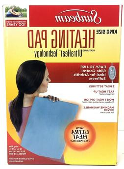 PMT Medical S708M King Heating Pad with moisture pad - 26 in