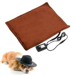 Safe Heated Warmer Bed Pad for Dog Cat Reptile Pet Bed Pad M