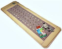 Sauna Floor Mat Pad 6 Feet L FAR Infrared Healing Heat Jade,