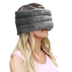 Huggaroo Scent-Free Migraine & Sinus Headache Microwavable H