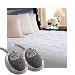 Sunbeam SelectTouch Premium Quilted Cotton Electric Heated M