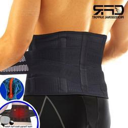 Self- Heating Neoprene Double Pull Lumbar Lower Back Support