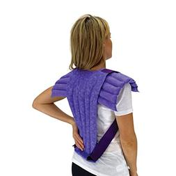 Nature Creation- Set of Upper Body Wrap Heating Pad + Spine
