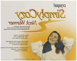 Cryopak Simply Cozy 5 5/8 x 22 3/8-Inch Neckwarmer, 1 Count