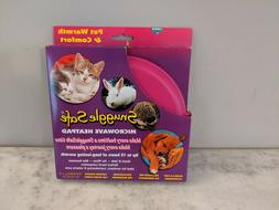 Snuggle Safe Microwave Heating Pad for Small Animals Heats u