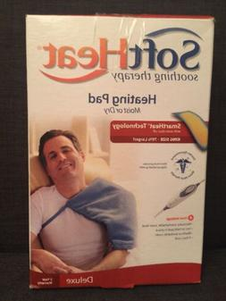 Soft heat Moist or Dry heating Pad Full-Size