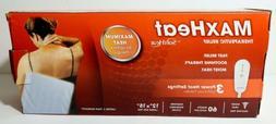 SoftHeat MaxHeat Optimal Therapeutic Relief Heating Pad, Lar