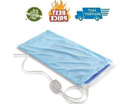 sunbeam electric heating pad shoulder neck back