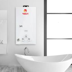 🔥 Tankless 16L Hot Water Heater Natural Gas NG 4.2 GPM On