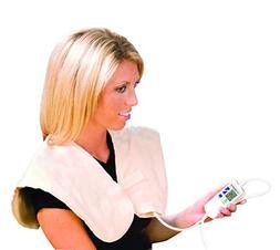 Theratherm Digital Moist Heat Pad Size: Shoulder / Neck